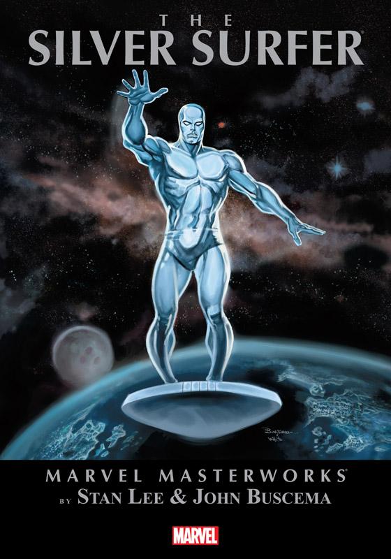 Marvel Masterworks - Silver Surfer v01 (2010)