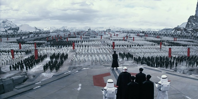 The First Order's New Plan (O Novo Plano da Primeira Ordem)