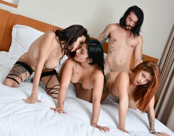 OyeLoca - Mariana Martinez, Mila Garcia, Mis Monroy - Sexy Colombianas (2019)