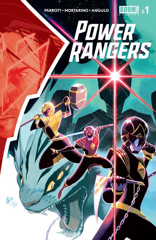 Power Rangers 001 (2020)
