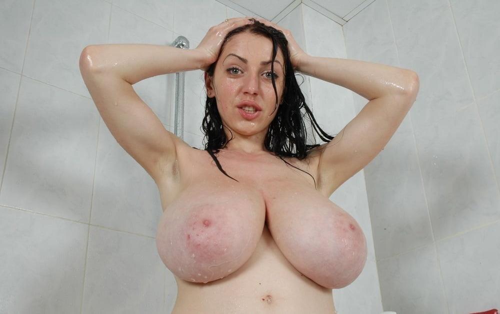 Slim girl huge tits-9704