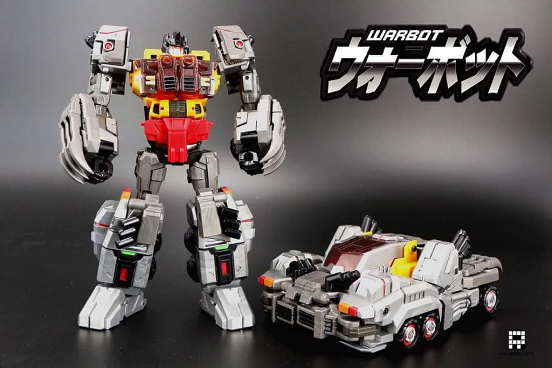 [FansProject] Produit Tiers - Jouets LER (Lost Exo Realm) - aka Dinobots - Page 3 IewX5ugO_o