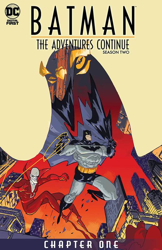 Batman - The Adventures Continue Season Two #1-4 (2021)