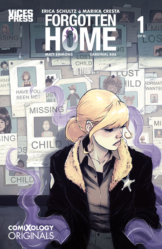 Forgotten Home #1-3 (2019)