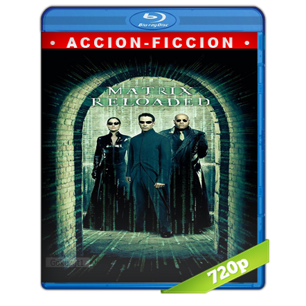 Matrix 2 Recargado HD720p Audio Trial Latino-Castellano-Ingles 5.1 2003