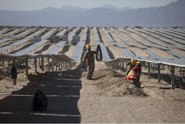 Joint China-Argentina energy project boosts Health Silk Road