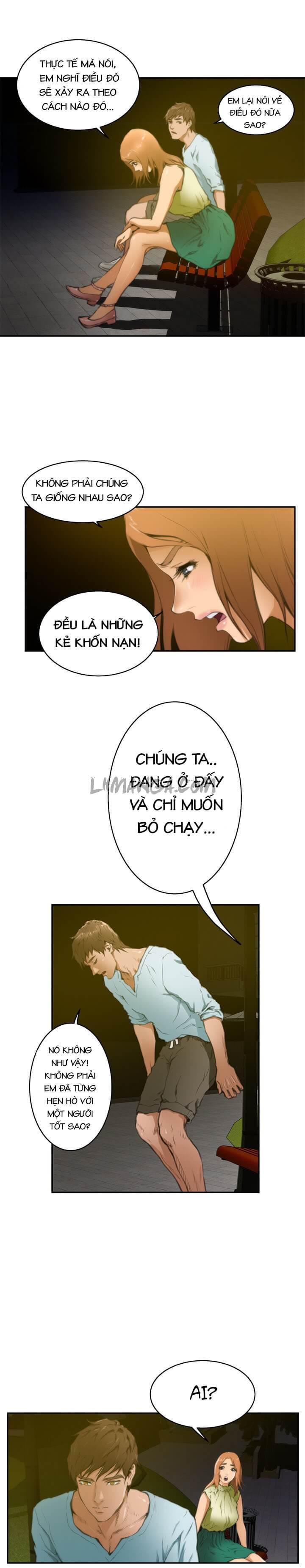 H-Mate Chapter 18 - Trang 3