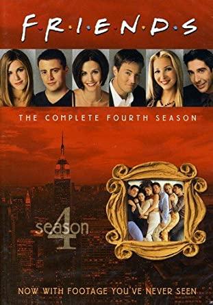 Friends Season4 S04 720p BluRay HEVC