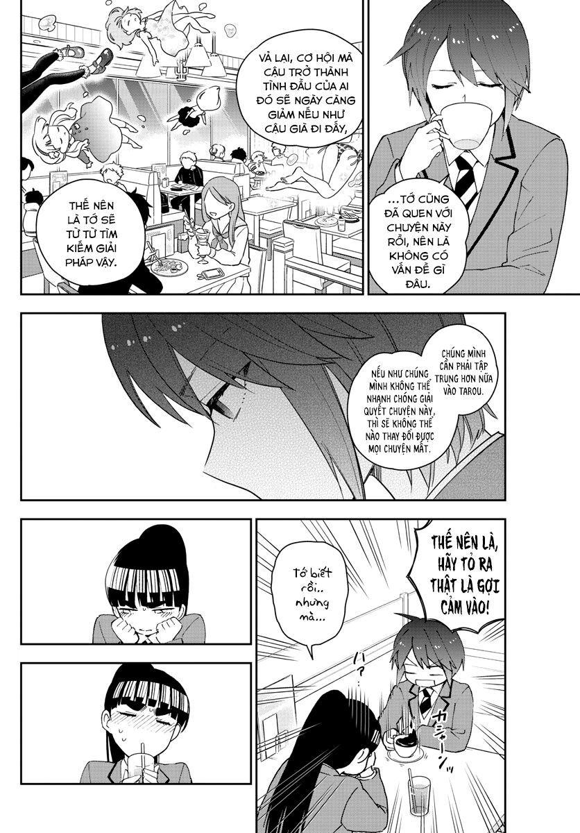 Hatsukoi Zombie Chapter 155 - Trang 11