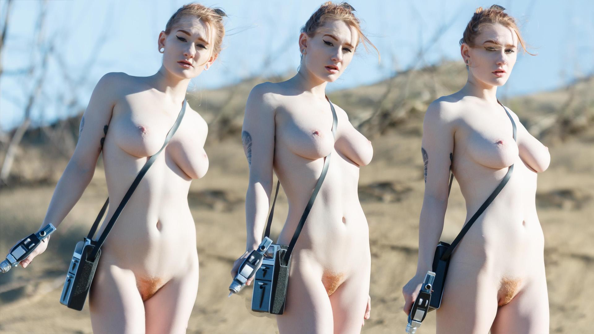 Hot Male Lifeguards Nude