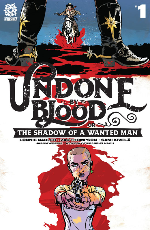 Undone By Blood #1-2 (2020)