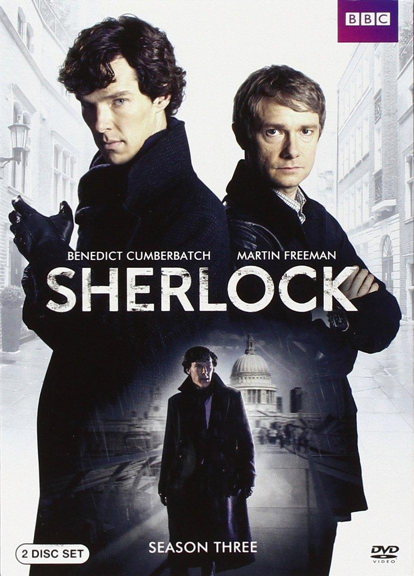 Sherlock Season3 S03 1080p 10Bit WEBRip