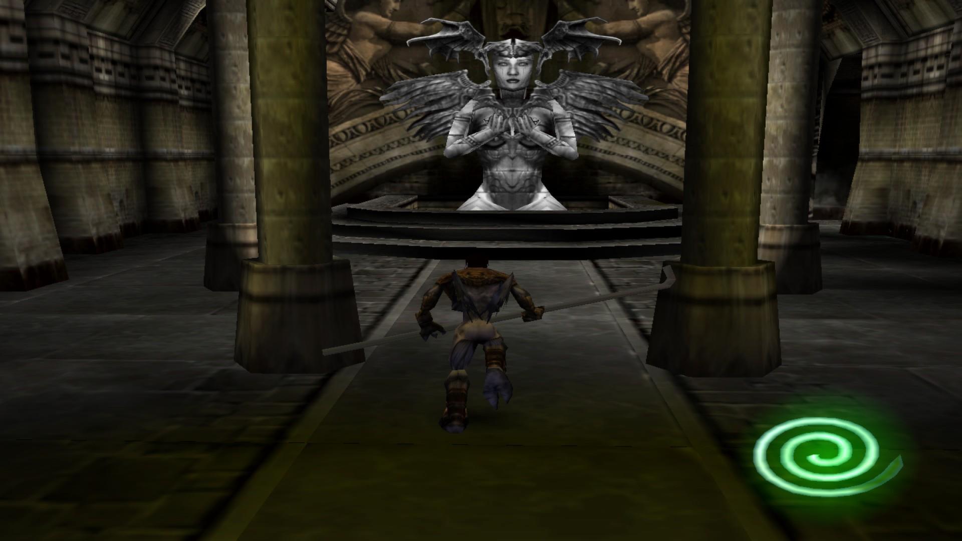 Legacy of Kain: Soul Reaver Captura 3
