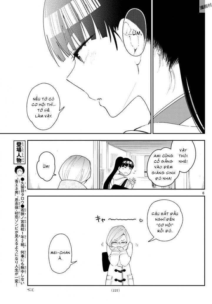 Hatsukoi Zombie Chapter 114 - Trang 7
