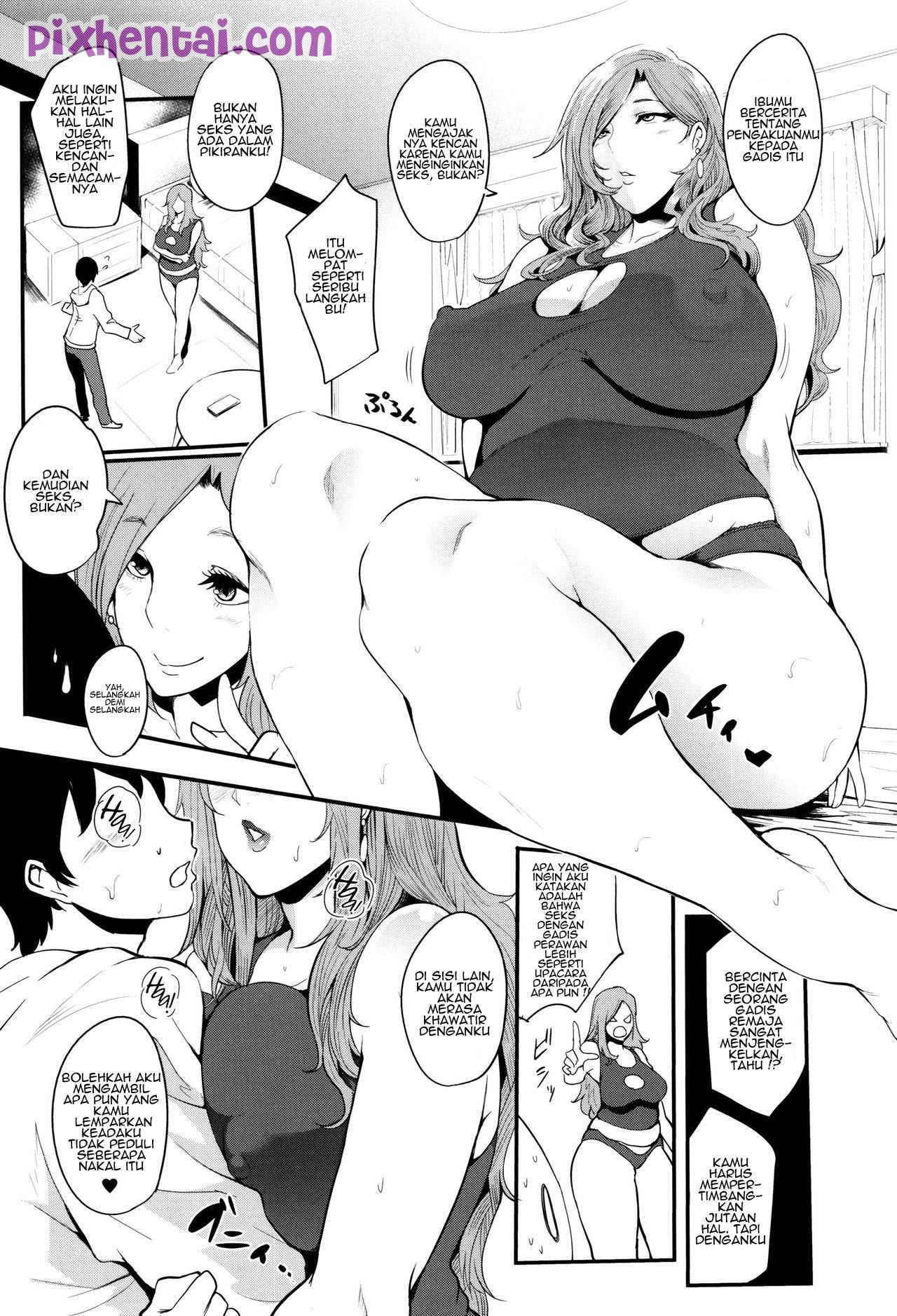 Komik hentai xxx manga sex bokep daya tarik seks teman-teman ibu 11