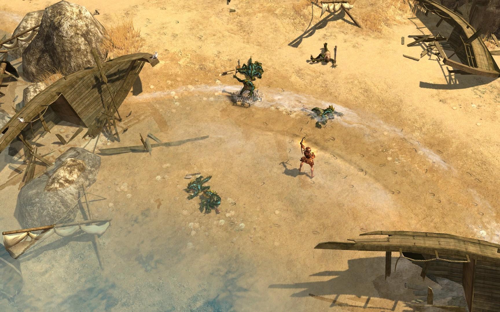 Titan Quest Anniversary Edition Captura 2