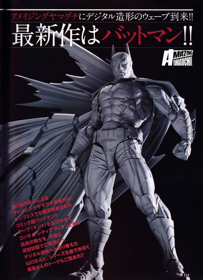 Batman - Amazing Yamaguchi - Figure Complex (Revoltech) XxVnwcl7_o