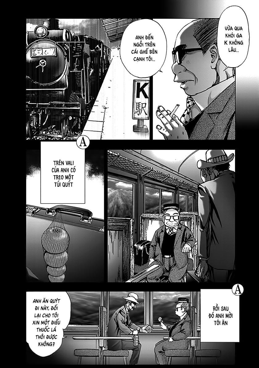 Dị Nhân Quán Chapter 62 - Trang 4