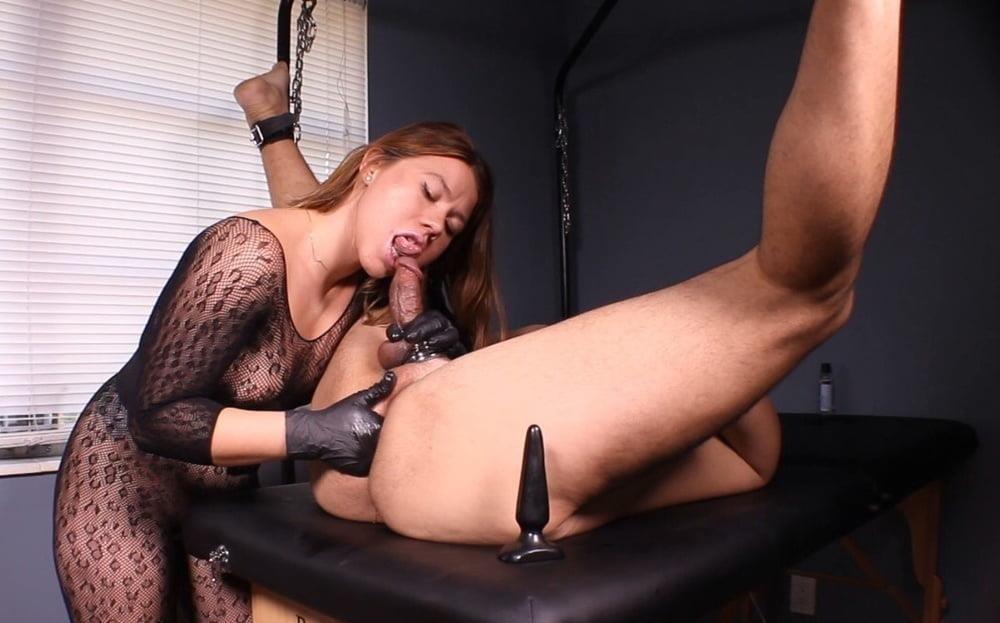Femdom milking torture-5492