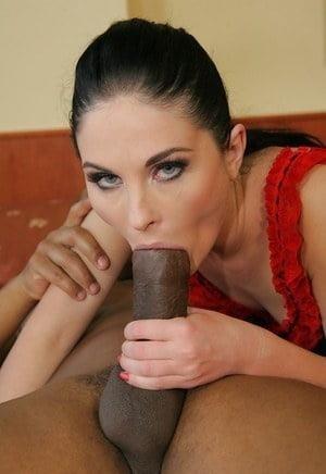 Ebony milf blowjob pics-9995