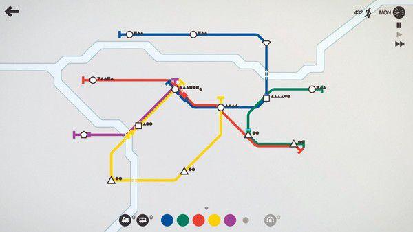 Mini Metro Captura 1