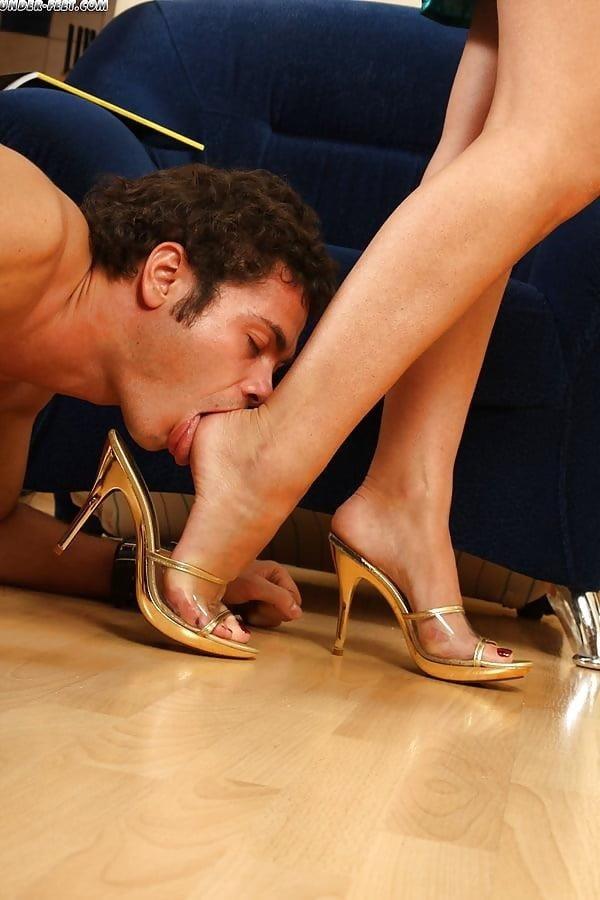 Extreme foot femdom-6466