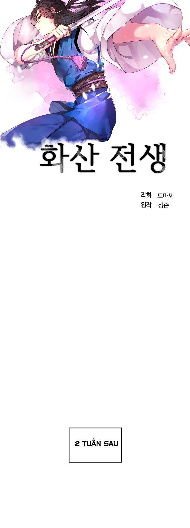 Volcanic Age - Huyết Chiến Hoa Sơn Chapter 86