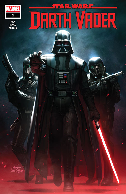 Star Wars - Darth Vader #1-6 (2020)