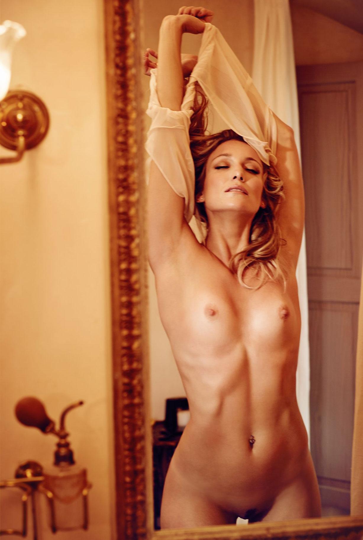 подборка фотографий сексуальных голых девушек - Christine Theiss