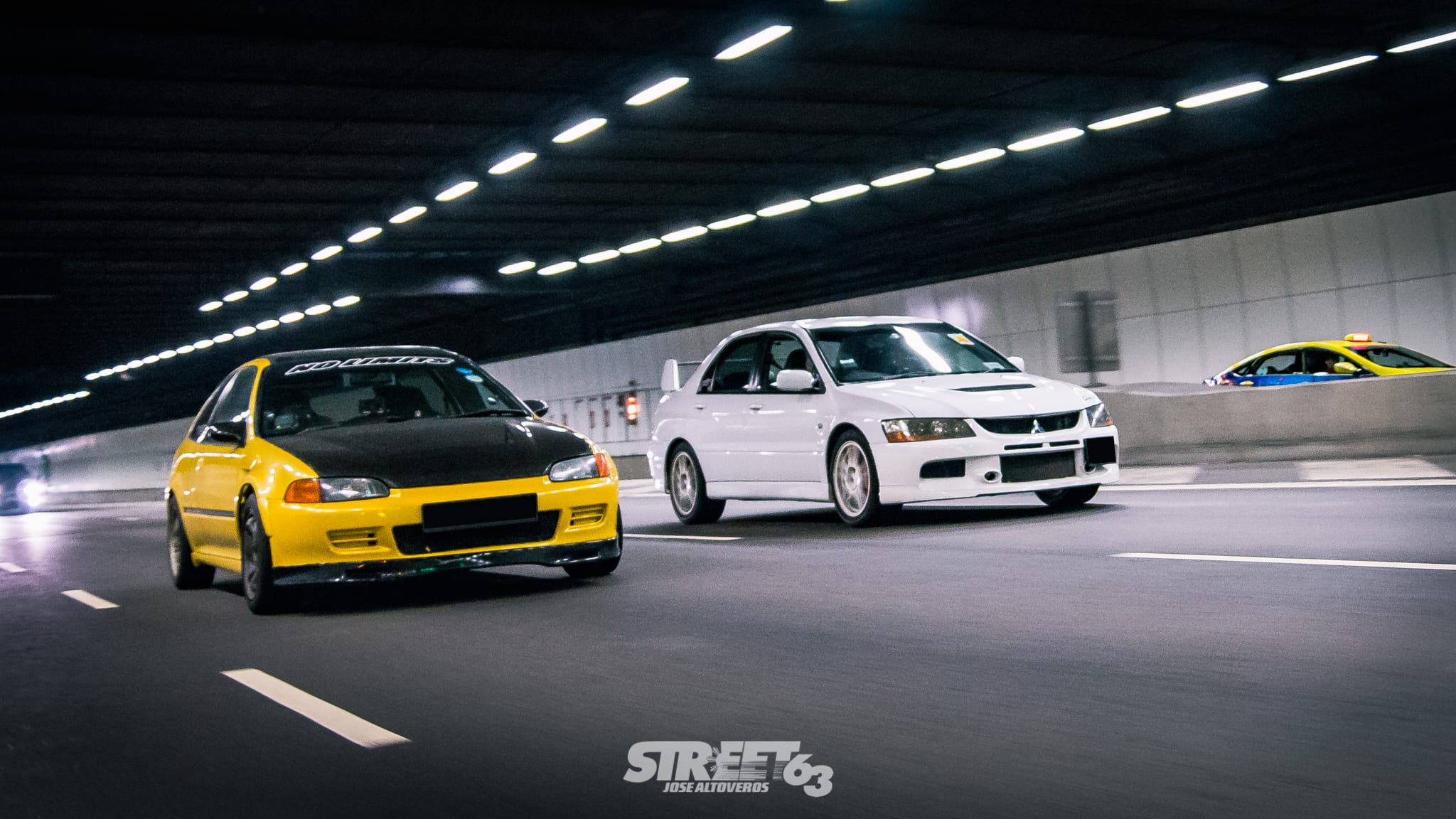 A Taste of the **Singapore Tuning Scene**