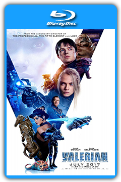 Valerian and the City of a Thousand Planets (2017) 720p, 1080p BluRay [MEGA]