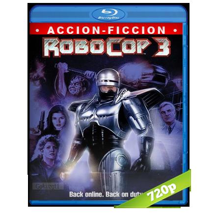 descargar RoboCop 3 720p Lat-Cast-Ing[Fantasia](1993) gratis