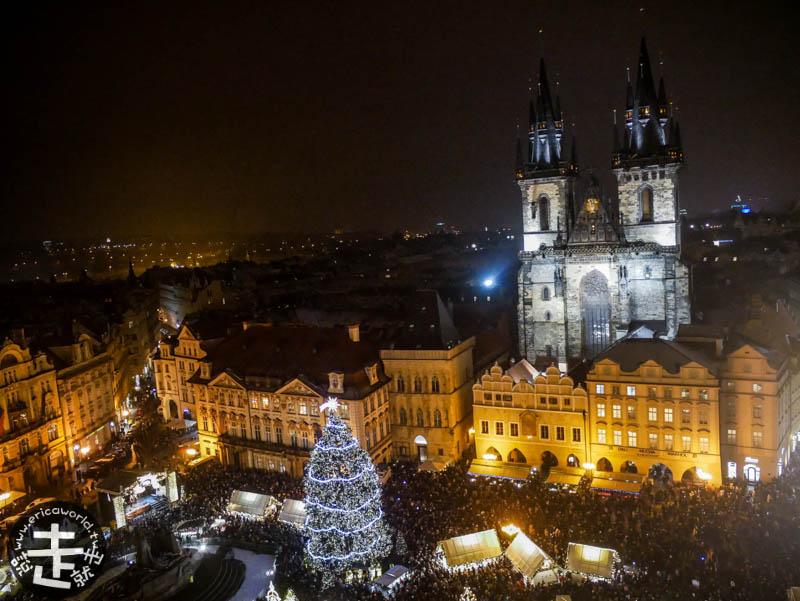 布拉格聖誕市集2018