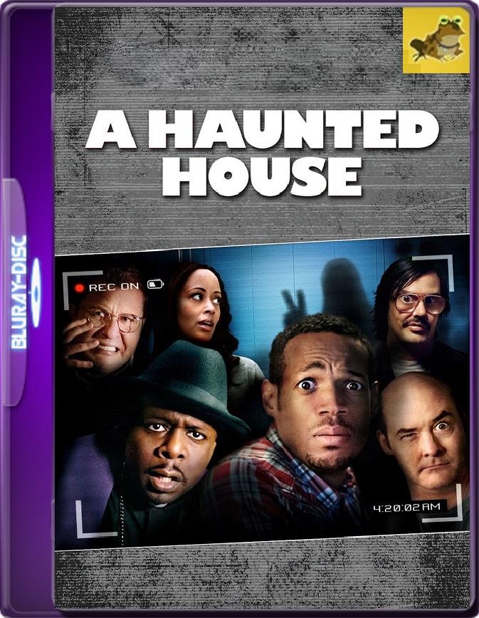 ¿Y Dónde Está El Fantasma? (2013) Brrip 1080p (60 FPS) Latino / Inglés