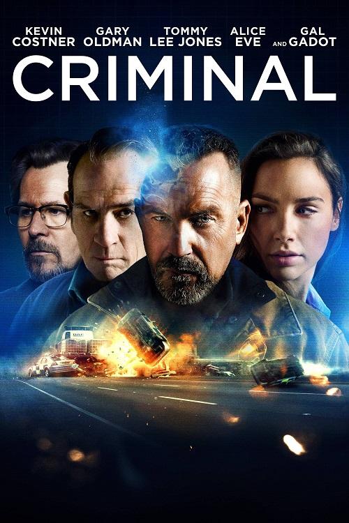 Umysł Przestępcy / Criminal (2016) MULTi.720p.BluRay.x264.DTS.AC3-DENDA / LEKTOR i NAPISY PL