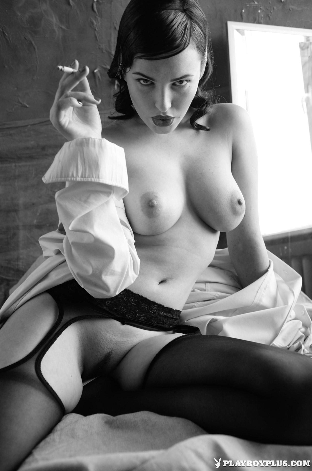 Сексуальная Девушка месяца украинского Playboy Даша Астафьева / фото 03