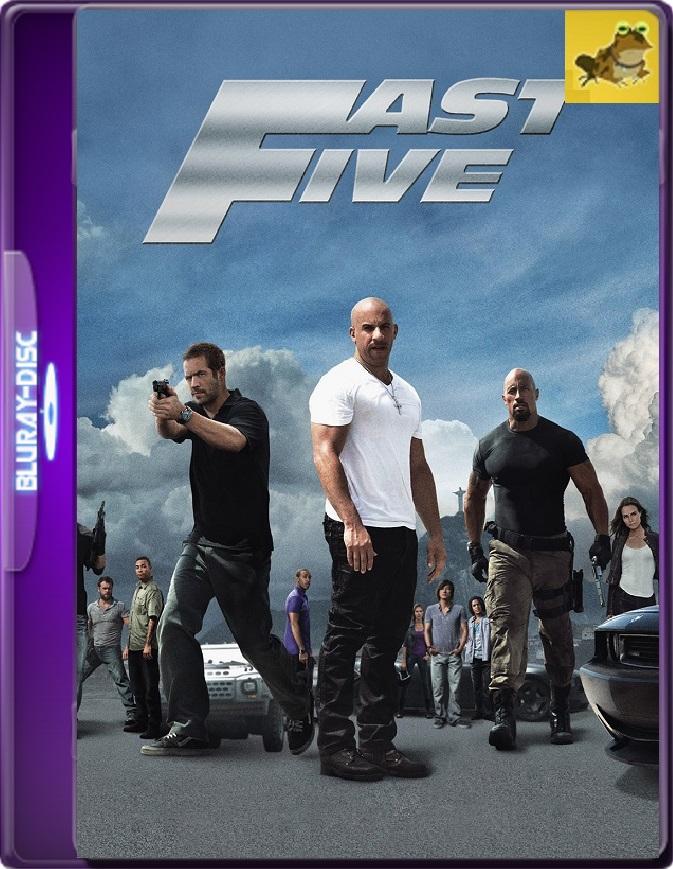 Rápidos Y Furiosos: Sin Control (2011) Brrip 1080p (60 FPS) Latino / Inglés