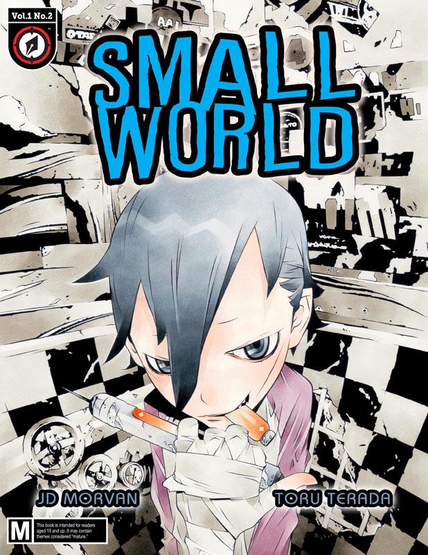 Small World #1-6 (2021)