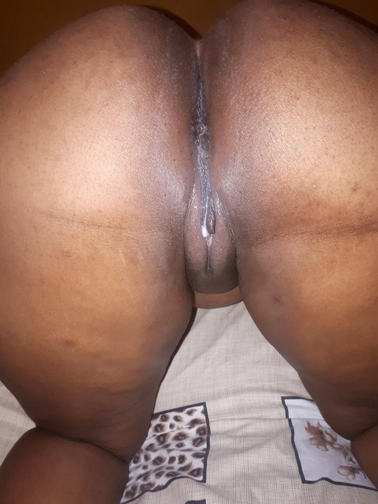 Eating big black booty-7059
