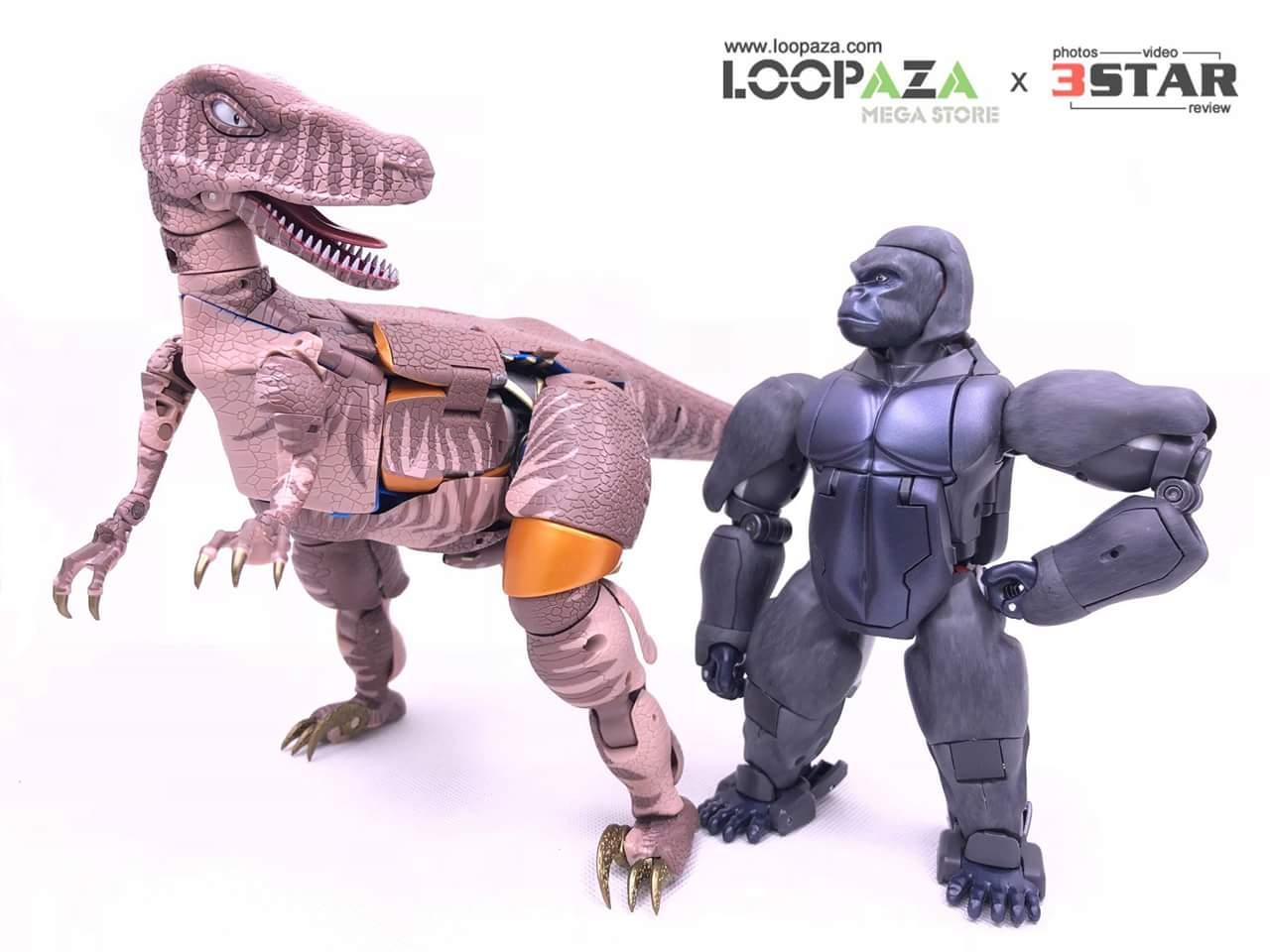 [Masterpiece] MP-41 Dinobot (Beast Wars) - Page 2 55GdBT3c_o