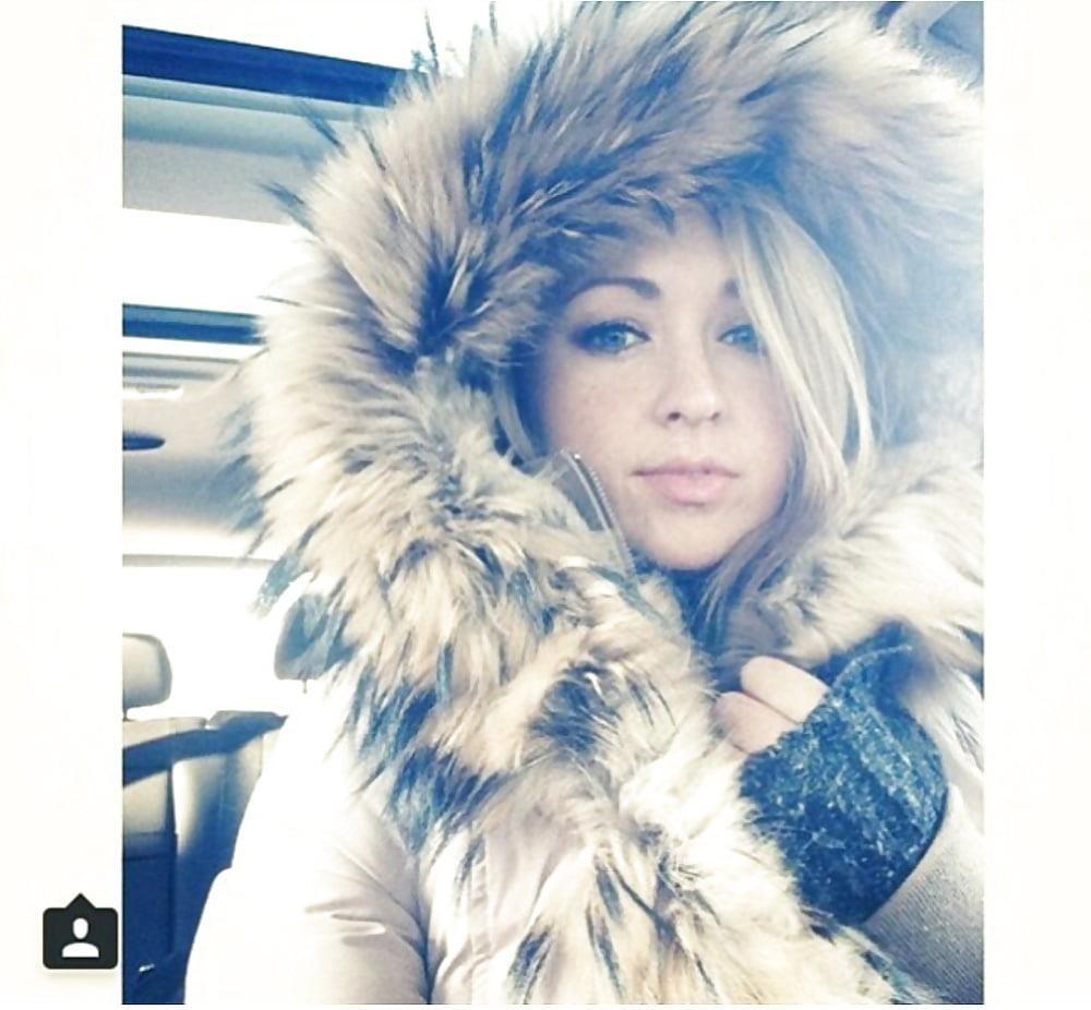 Jean jacket with fur inside-4818