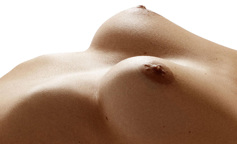 Голая модель Милунель, фотограф Бенджамин Вингриф / фото 10