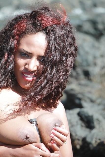 Naked black tits pics-9553