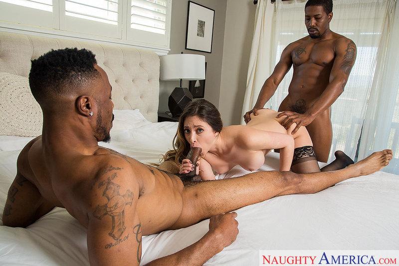 Quinn Wilde, Isiah Maxwell, Seyvan Harden – LA Sluts – Naughty America [HD]