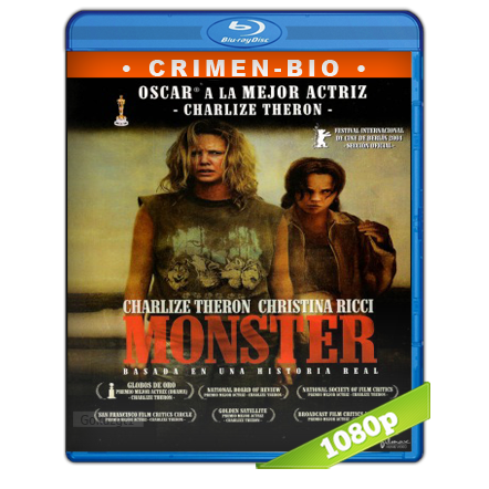 Monster Asesina En Serie 1080p Lat-Cast-Ing[Crimen](2003)