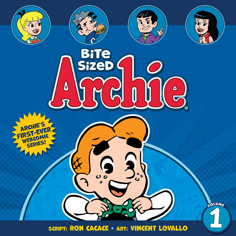 Bite Sized Archie 01 (2021)