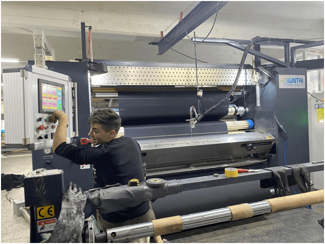 Kuntai Machinery Unveils Highly Engineered Cutting and Laminating Machines Used in Many Industries to Make Sophisticated Products Quickly to Curb Demand