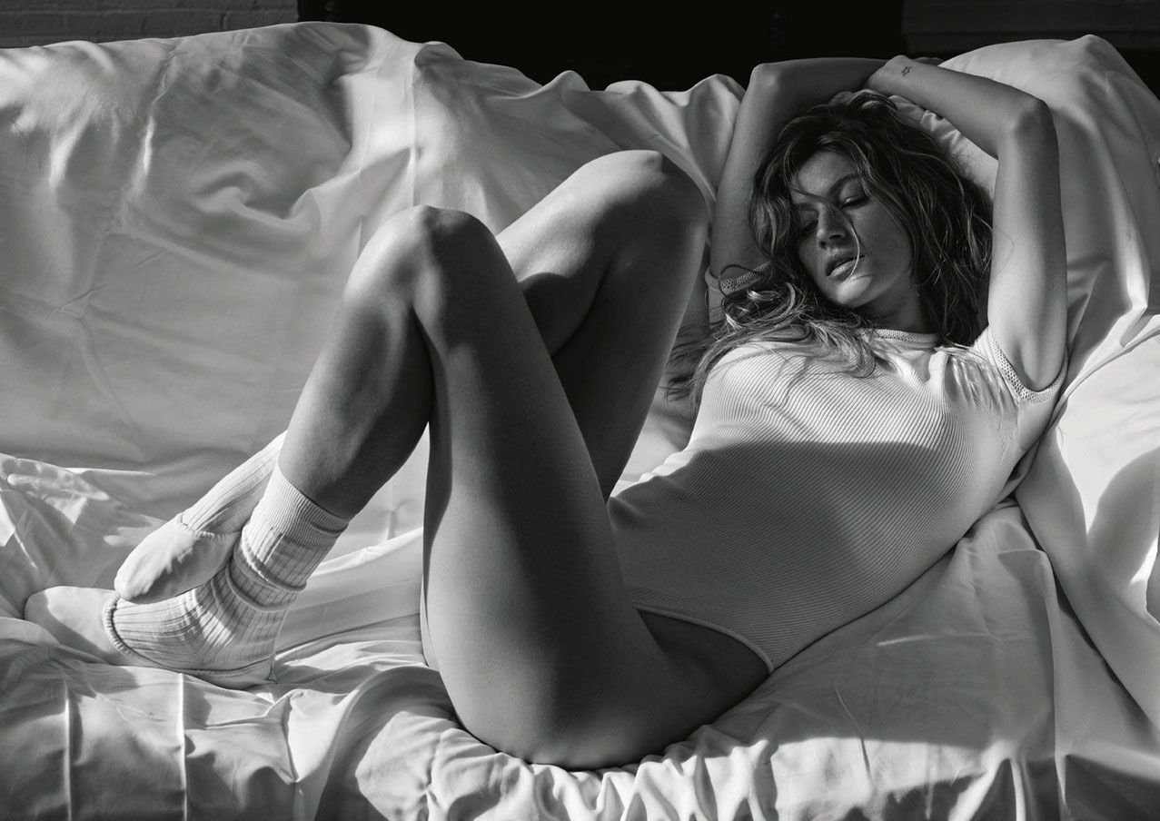 Born This Way / Gisele Bundchen by Mario Sorrenti / Porter Magazine spring 2019