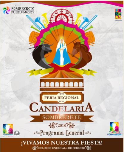 Se realizará, en Zacatecas, la tradicional Feria de la Candelari