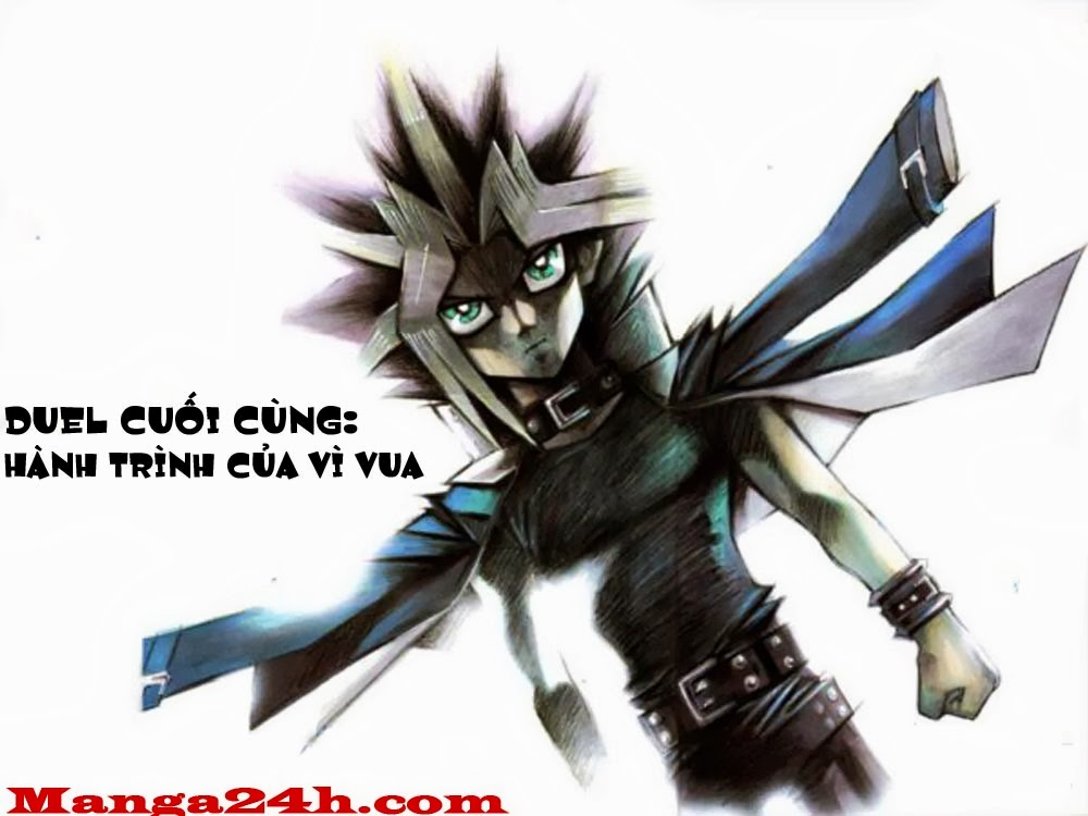 Yu-Gi-Oh! chap 343